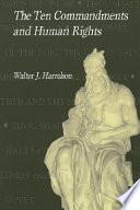 The Ten Commandments and Human Rights
