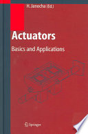 Actuators Book PDF