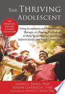 The Thriving Adolescent Book