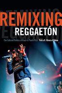 Pdf Remixing Reggaetón Telecharger