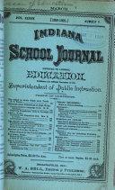 The Indiana School Journal