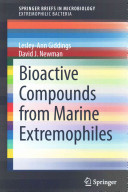 Bioactive Compounds from Marine Extremophiles