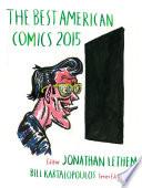 The Best American Comics 2015 Book PDF