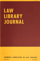 Educating Law Librarians