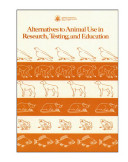 Pdf Alternatives to animal use in research, testing, and education.
