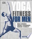 Yoga Fitness for Men Book