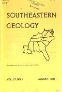 Southeastern Geology