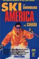 Ski And Snowboard America And Canada