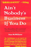 Ain T Nobody S Business If You Do