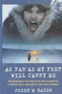 As Far as My Feet Will Carry Me Pdf/ePub eBook