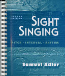 Sight Singing