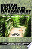 """Human Resources Management Issues, Challenges and Trends:"
