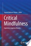 Critical Mindfulness