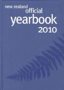 New Zealand Official Yearbook 2010