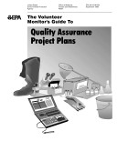 Pdf The Volunteer monitor's guide to quality assurance project plans Telecharger