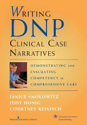 Writing DNP Clinical Case Narratives