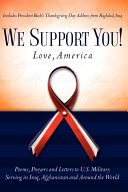 We Support You! Love, America