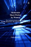 Modernist Short Fiction by Women