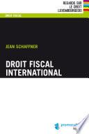 Droit fiscal international