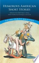 Humorous American Short Stories Pdf/ePub eBook