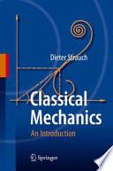 Classical Mechanics Book