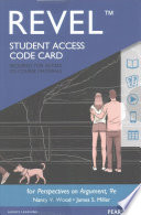 Perspectives on Argument Revel Access Code