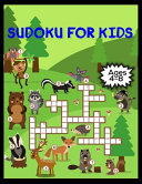 Sudoku for Kids Ages 4 8
