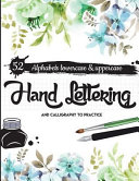 Hand Lettering and Caliigraphy to Practice Book PDF