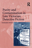 Purity and Contamination in Late Victorian Detective Fiction [Pdf/ePub] eBook