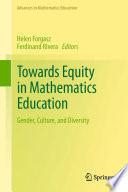 Towards Equity in Mathematics Education
