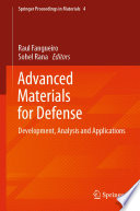 Advanced Materials for Defense