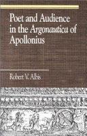 Poet and Audience in the Argonautica of Apollonius