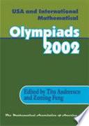 USA and International Mathematical Olympiads, 2002