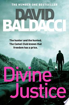 Book cover of 'Divine Justice' by David Baldacci