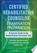 Certified Rehabilitation Counselor Examination Preparation Book PDF
