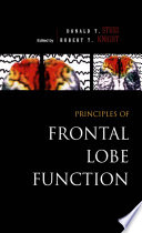 Principles of Frontal Lobe Function