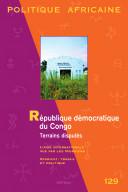 République démocratique du Congo : terrains disputés