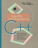 Scientific and Engineering C   Book