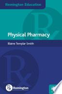 Remington Education  Physical Pharmacy Book