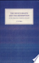 The Devil S Rights And The Redemption In The Literature Of Medieval England