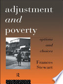 Adjustment and Poverty