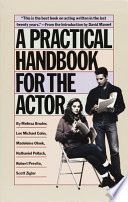 A Practical Handbook for the Actor Book