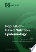Population Based Nutrition Epidemiology Book