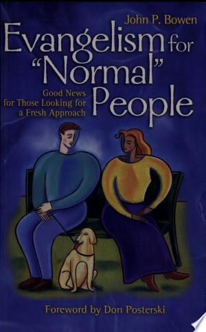 Evangelism for Normal People