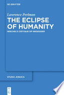 The Eclipse of Humanity