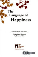 The Language of Happiness