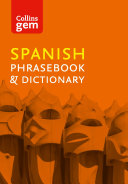 Collins Spanish Phrasebook and Dictionary Gem Edition  Essential phrases and words  Collins Gem