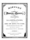History of Fresno County  California  with Illustrations     from Original Drawings  with Biographical Sketches