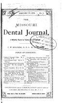 Pdf The Missouri Dental Journal