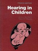 Hearing in Children Book